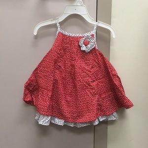 🌴NEW LISTING🌴 NWT First Impressions Dress Set